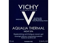 Vichy Aqualia Thermal Night Spa Replenishing Anti-Fatigue Sleeping Mask with Hyaluronic Acid, 2.5 fl oz - Image 5