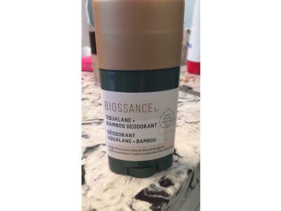 Biossance Squalane + Bamboo Deodorant, 1.7 oz - Image 3