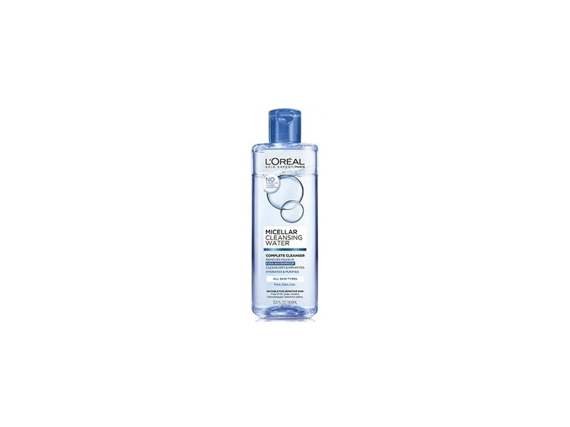L'Oreal Paris Skincare Micellar Cleansing Water, 13.5 fl oz