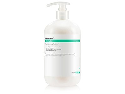 Acne.org Moisturizer with Licochalcone 16 oz.