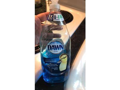 Dawn Ultra Dishwashing Liquid Dish Soap, Original Scent, 19.4 fl oz - Image 3
