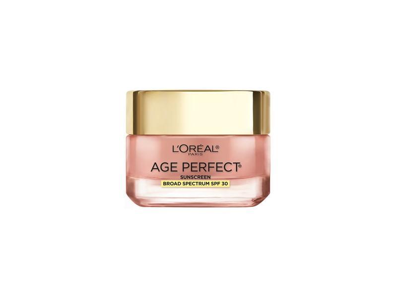 L'Oreal Paris Age Perfect Rosy Tone Broad Spectrum SPF 30 Sunscreen