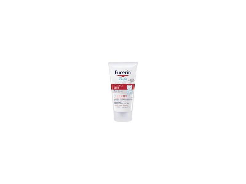 Eucerin Eczema Relief Baby Creme