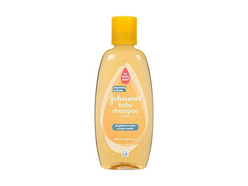 Johnson's Baby Shampoo, 3 Ounce