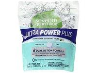 Seventh Generation Ultra Power Plus Dishwasher Detergent Packs, Fresh Citrus Scent, 43 packs - Image 2