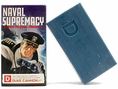 Duke Cannon Limited Edition WwII Era Naval Supremacy, 10 oz