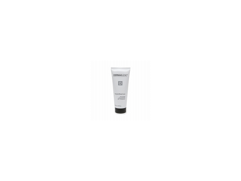 Dermablend Leg and Body Cover, SPF 15, Bronze, 3.4