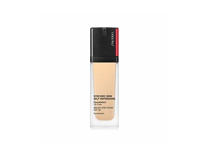 Shiseido Synchro Skin Self-Refreshing Foundation, 210, 1 fl oz