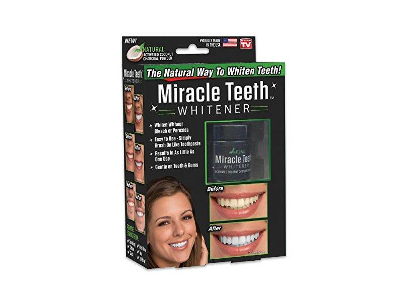 As Seen on TV Miracle Teeth Whitener, 0.70 oz