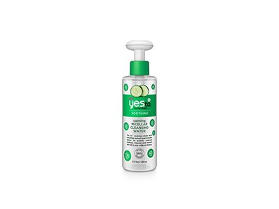 Yes to Cucumbers Calming Micellar Cleansing Water, 7.77 Fluid Ounce