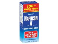 Alcon Naphcon Eye Drops, Allergy Relief, 30 ml - Image 2