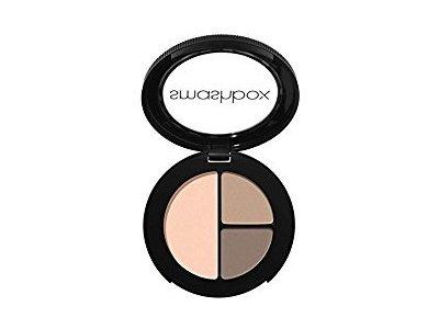 Smashbox Photo Edit Eyeshadow Trio, Nude Pic Fair, .11 oz