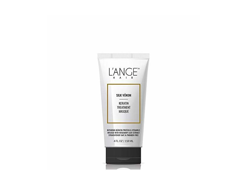 L'ange Hair SILK VENOM Keratin Protein Masque, 4 fl oz/ 118 mL