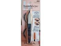 L'oreal Paris Bambi Eye Mascara, 400 Blackest Black, 0.28 fl oz/8.5 mL - Image 3