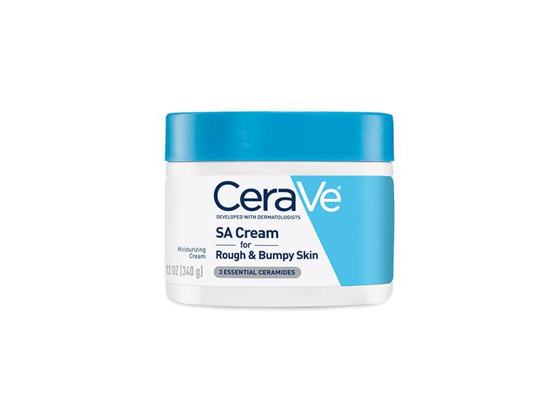 CeraVe SA Cream for Rough & Bumpy Skin, 12 oz