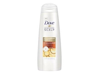 Dove Derma Scalp Anti-Dandruff Shampoo 12 Ounce
