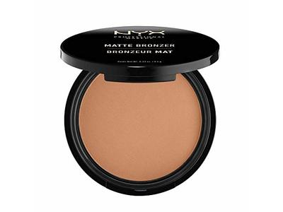 NYX Professional Makeup Matte Bronzer, Light, 0.33 oz