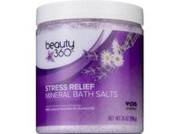Beauty 360 Stress Relief Mineral Bath Salts - Image 2
