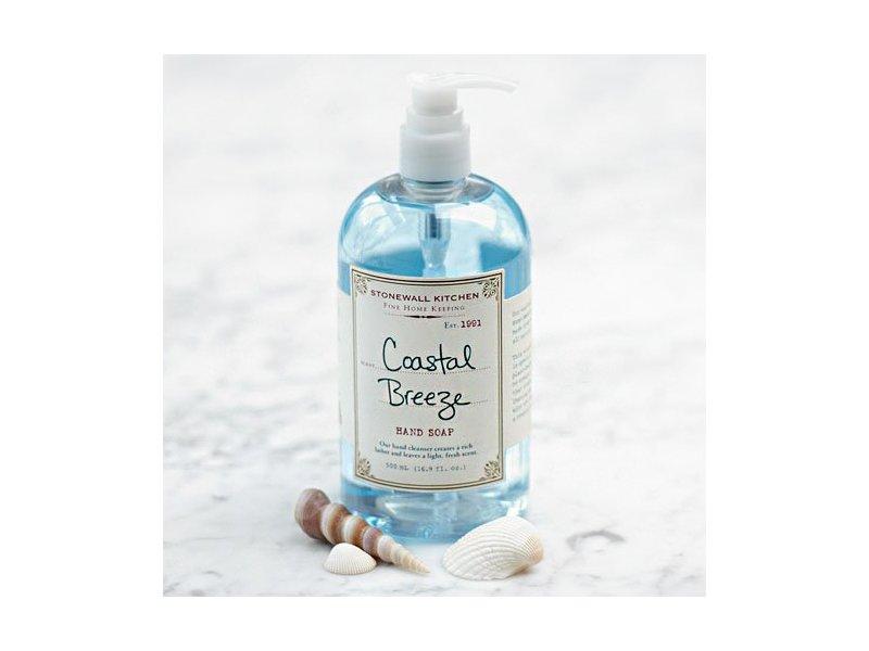 Stonewall Kitchen Coastal Breeze Hand Soap, 16.9 Ounce