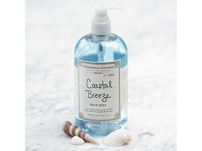 Stonewall Kitchen Coastal Breeze Hand Soap, 16.9 Ounce - Image 1