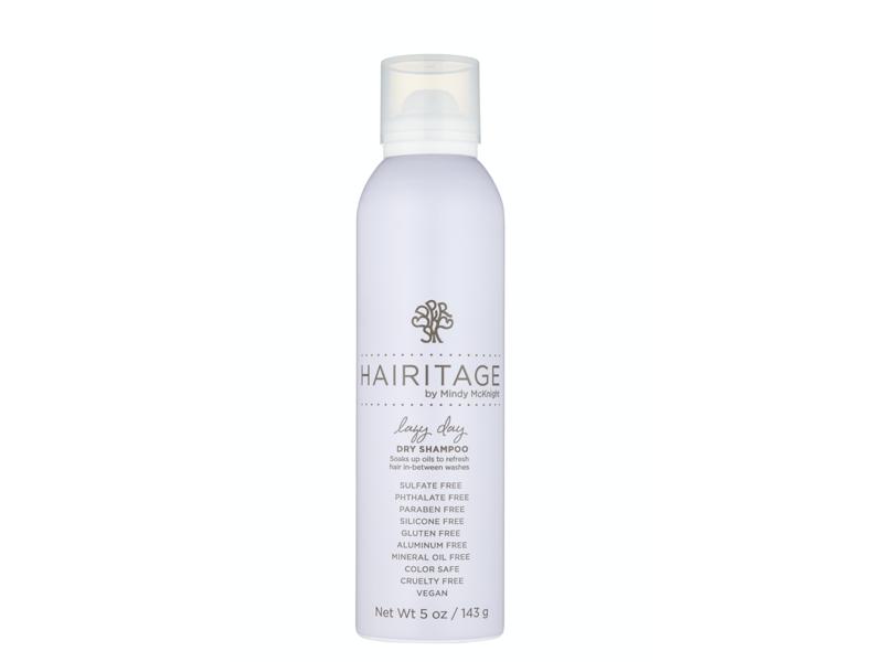 Hairitage By Mindy McKnight Lazy Day Dry Shampoo, 5 oz / 143 g
