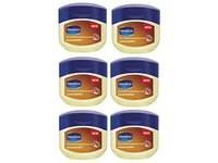Vaseline Rich Conditioning Petroleum Jelly, Cocoa Butter, 7.5 oz (Pack of 6) - Image 2