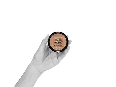 Maybelline New York Facestudio Master Chrome Metallic Highlighter Makeup, Molten Rose Gold, 0.24 oz. - Image 9