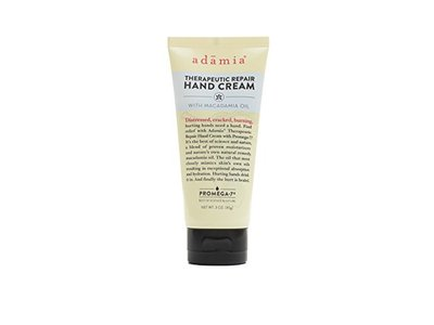 Adamia Therapeutic Repair Hand Cream, Macadamia Oil, 3 oz