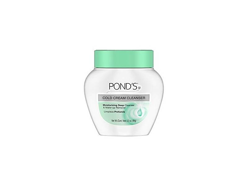 Pond's Cold Cream Cleanser, 3.5 oz