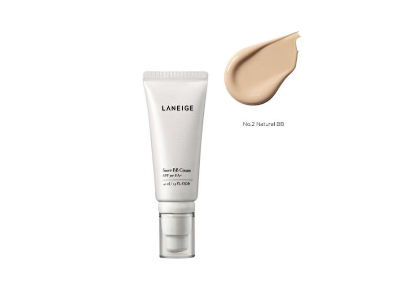 Laneige Snow BB Cream SPF 30, Natural BB, 1.3 fl oz/40 mL