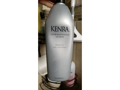 Kenra Color Maintenance Shampoo, 33.8-Ounce - Image 4
