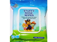 Paw Patrol Stuffy Nose Wipes with Vitamin E - Image 2