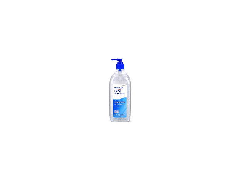 Equate Hand Sanitizer with Vitamin E, 60 fl oz