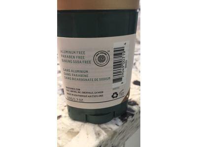 Biossance Squalane + Bamboo Deodorant, 1.7 oz - Image 4