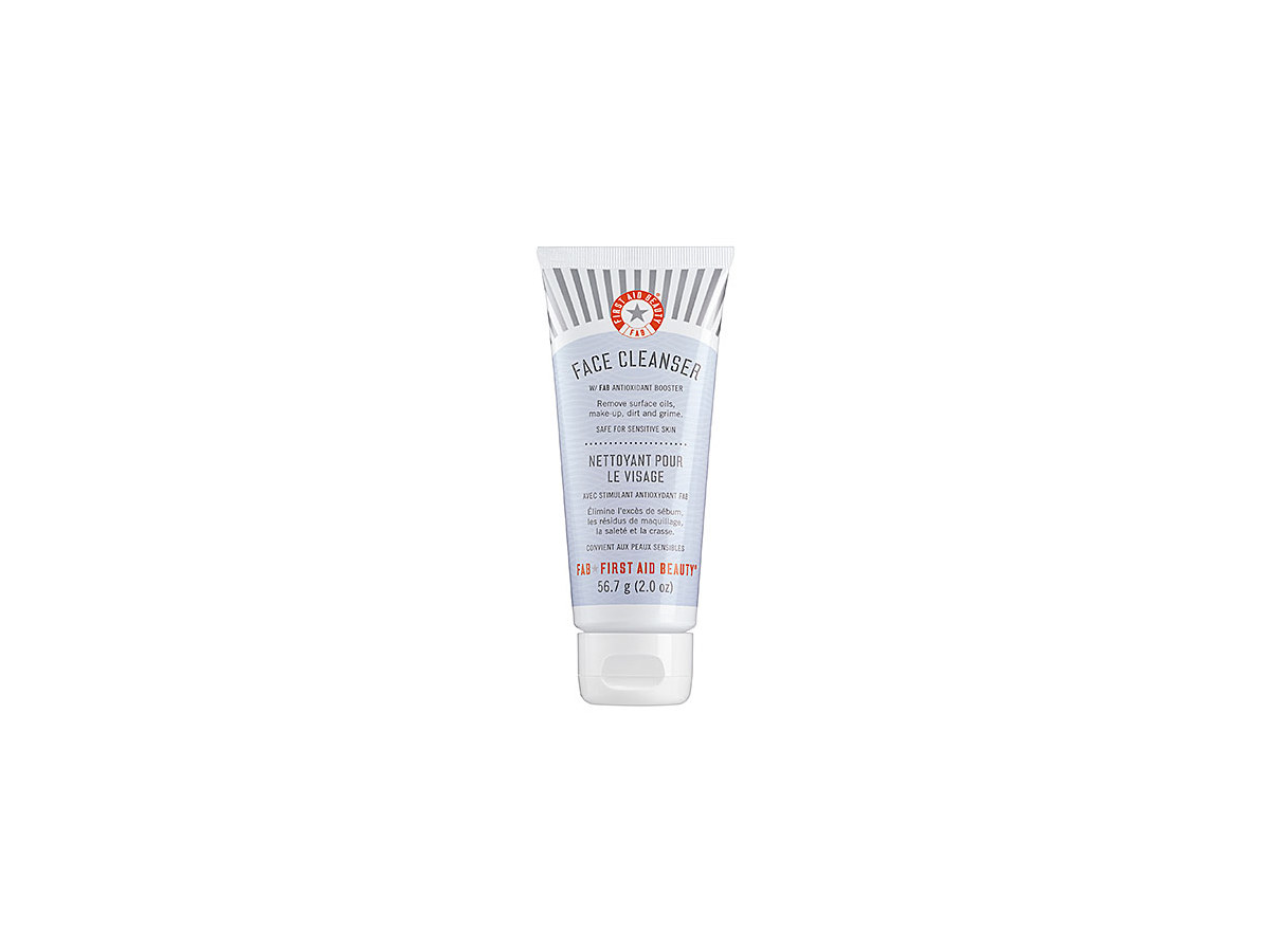First Aid Beauty Face Cleanser 2 Oz Ingredients And Reviews