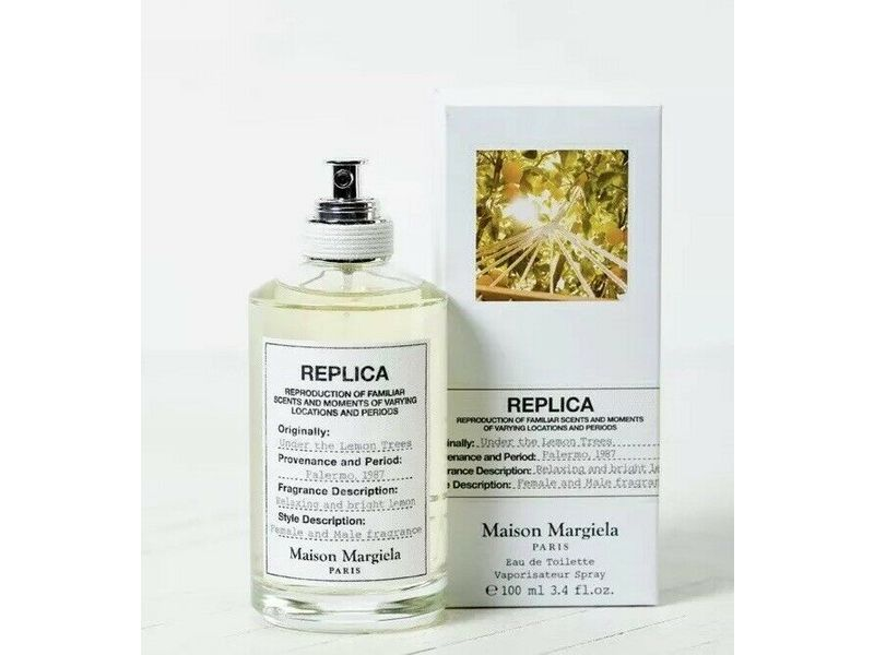 Maison Margiela Paris Eau De Toilette Vaporisateur Spray, Replica, 3.4 fl oz