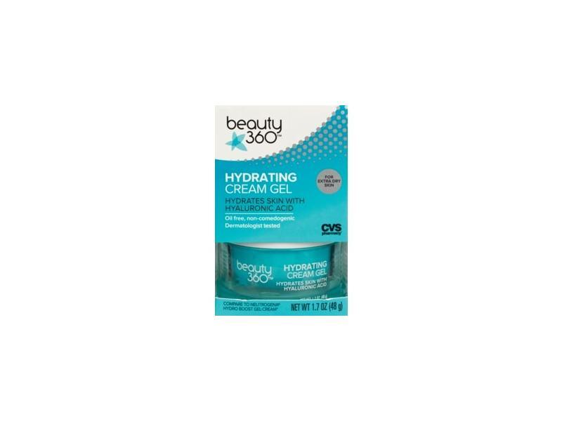 Beauty 360 Hydrating Cream Gel