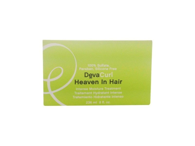 Deva: DevaCurl Heaven In Hair Moisture Treatment, 8 oz