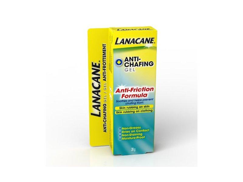 Lanacane Anti-Friction Gel, 1 oz