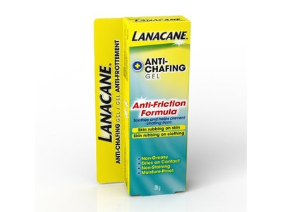 Lanacane Anti-Friction Gel, 1 oz