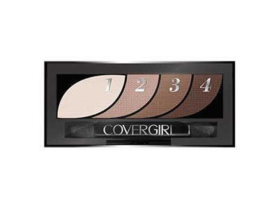 CoverGirl Eyeshadow Quads, Notice Me Nudes 700, 0.06 Ounce - Image 4