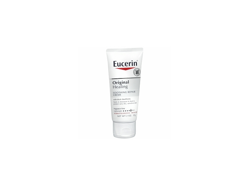 Eucerin Original Healing Soothing Repair Lotion, Beiersdorf, Inc.