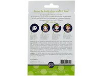 Miss Spa Brighten Facial Sheet Mask, 0.88 Ounce - Image 3