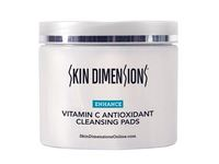 Skin Dimensions SB Vitamin C Antioxidant Cleansing Pads - Image 2