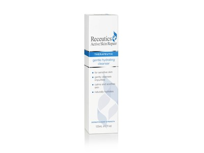 Receutics Active Skin Repair: Gentle Hydrating Cleanser, 4.2 fluid oz