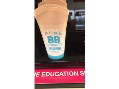Maybelline New York Dream Pure BB Cream Skin Clearing Perfector, Medium/Deep, 1 Fluid Ounce - Image 5