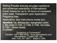 Dermablend Loose Setting Powder, Cool Beige, 1.0 oz - Image 7