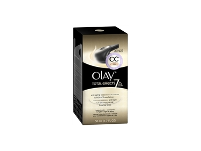 Olay Total Effects 7-in-1 Anti-Aging UV Moisturizer Plus Touch of Foundation, Procter & Gamble - Image 3