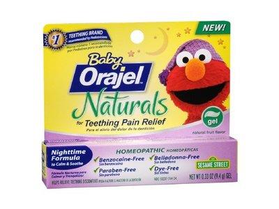 Orajel Baby Naturals Teething Gel Ingredients And Reviews