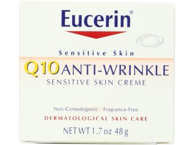 Eucerin Q10 Anti-wrinkle Sensitive Skin Creme, Beiersdorf, Inc. - Image 3